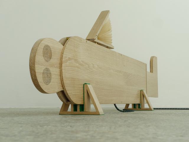 , 'Untitled (breathing),' 2015, Dawid Radziszewski