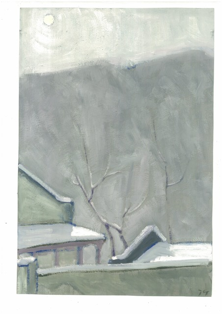 , 'Winter sun,' 1979, Boers-Li Gallery