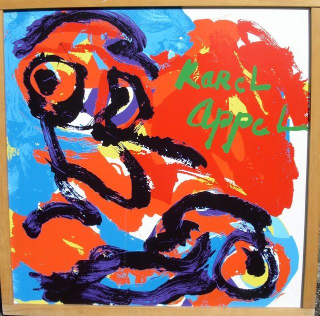 , 'De schilderskist van Karel Appel,' 1977, Amstel Gallery