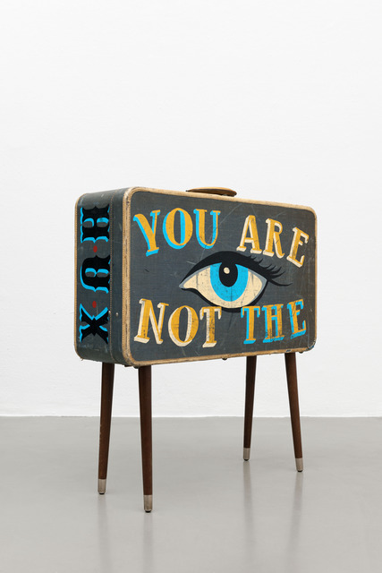 , 'You Are Not The Target (Tribute to Aldous Huxley),' 2013, Circle Culture Gallery