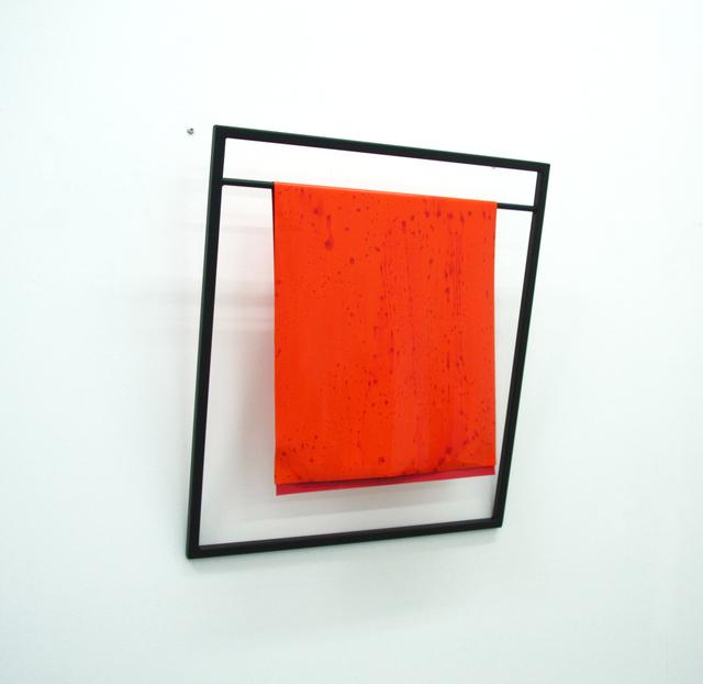 , 'Orange Red,' 2018, Bartley + Company Art