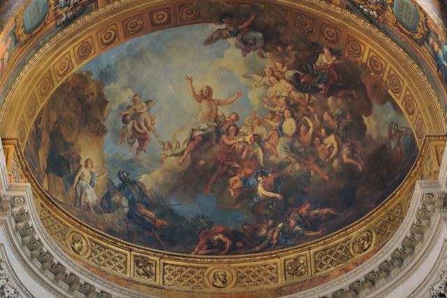 , 'La résurrection du Christ (The Resurrection of Christ),' 1710 , Château de Versailles