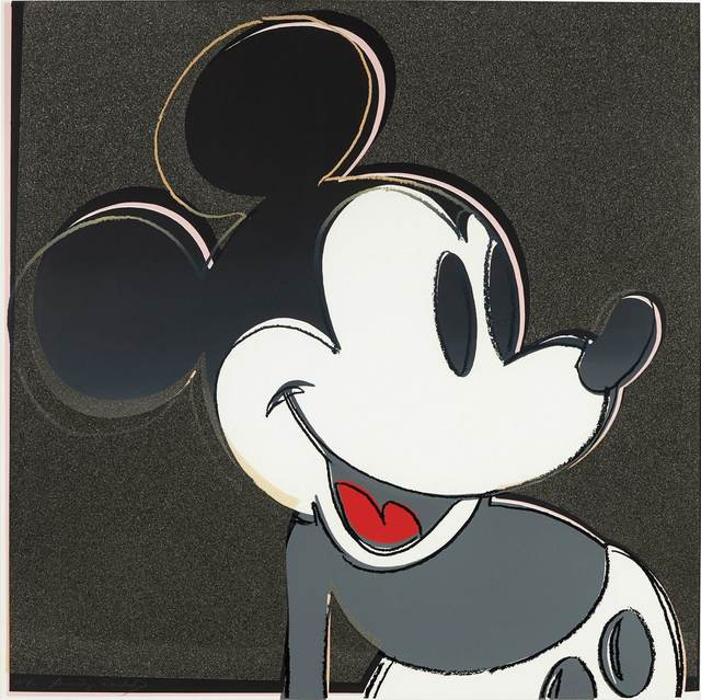 Andy Warhol, 'Mickey Mouse, from Myths', 1981, Joseph K. Levene Fine Art, Ltd.