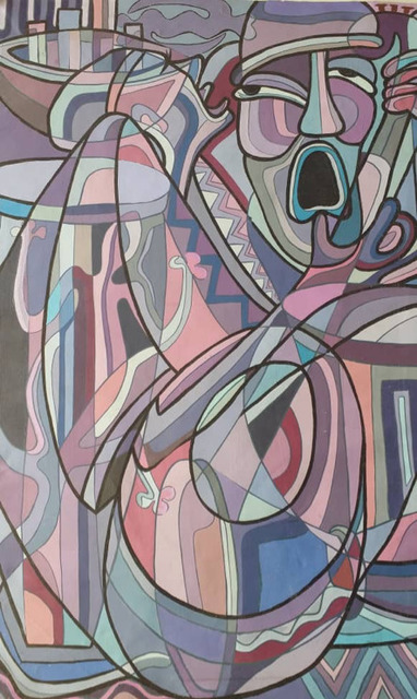 , 'Music 1,' ca. 2016, Nicholas Roman Fine Art