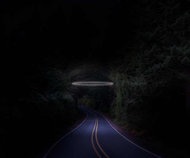 , 'Oregon Night,' , ArtStar