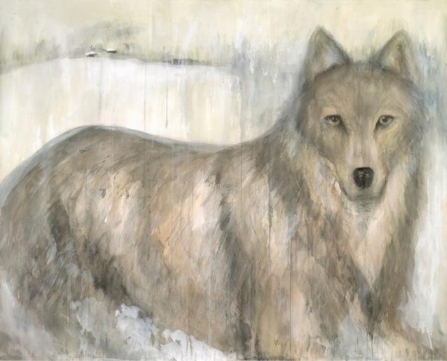 , 'Grey Wolf,' 2012, Tayloe Piggott Gallery