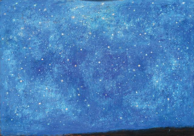 , 'Grande sera stellata,' 2012, Valentinarte
