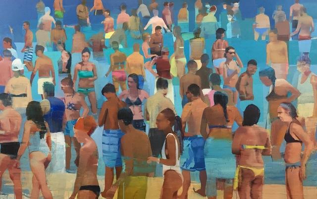 , 'Summer Vacation,' 2017, Andrea Schwartz Gallery