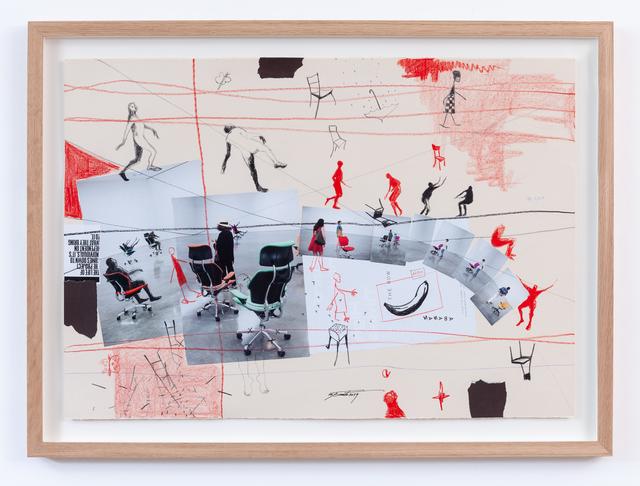 , 'Nô Vida,' 2019, Galerie Nathalie Obadia