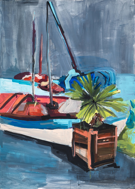 , 'Marina,' 2016, ArtWizard