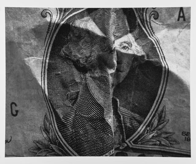 Abellardo Morell, '$1', 2002, Photography, Gelatin silver print, Rago/Wright