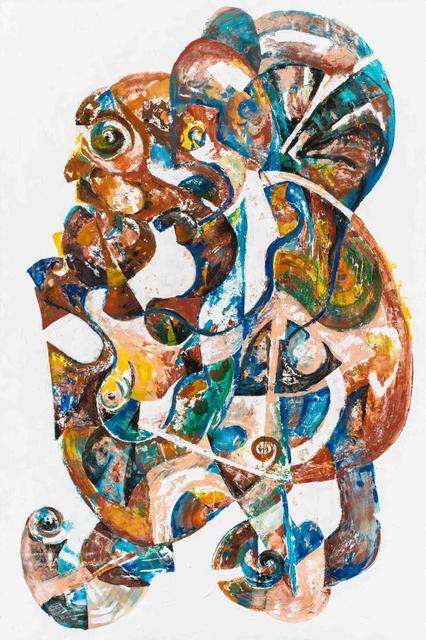 Aleksandra Ilic Bjelica, 'Getting To Know Yourself - Loneliness', Gallery 104
