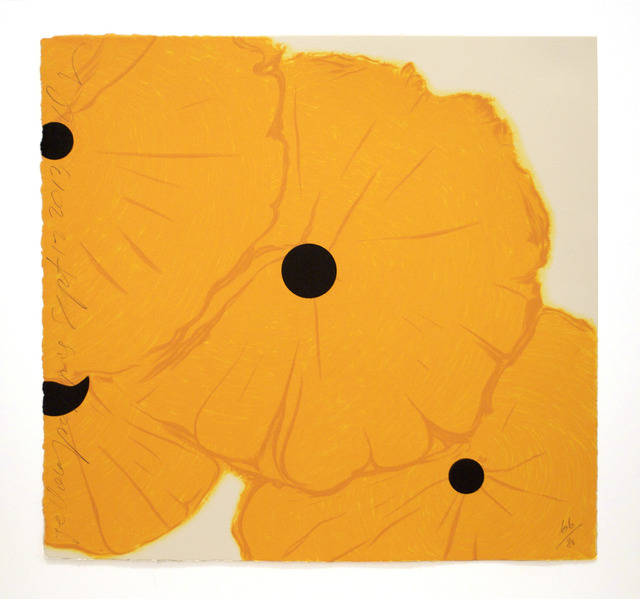 , 'Yellow Poppies,,' 2013, Mary Ryan Gallery, Inc