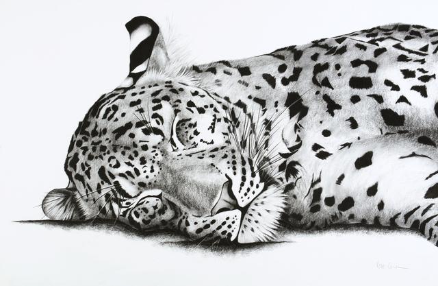 , '9. Sleeping Leopard,' 2018, Sladmore Contemporary