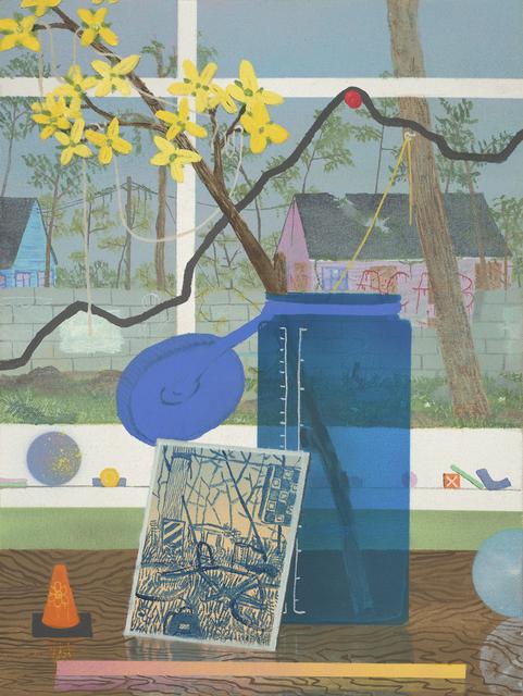 , 'NO Memory,' 2018, Antieau Gallery