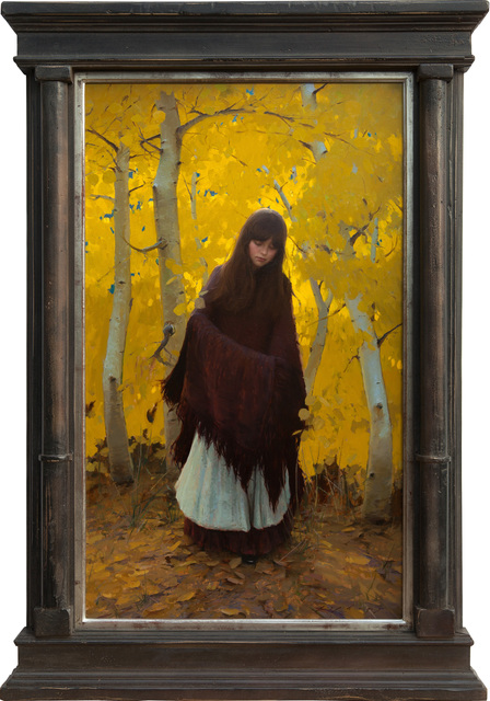 , 'Fall Aspens,' 2017, ARCADIA CONTEMPORARY