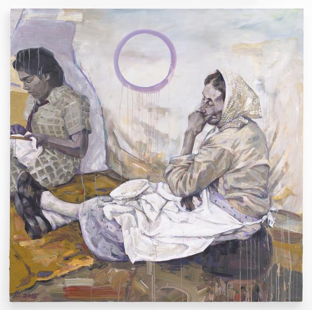 , 'Stitchers,' 2015, Nancy Hoffman Gallery