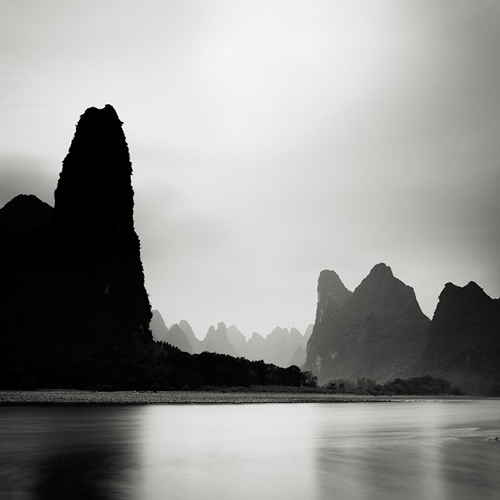 , 'Li River, Study 5 - Guangxi, China,' 2006, Local
