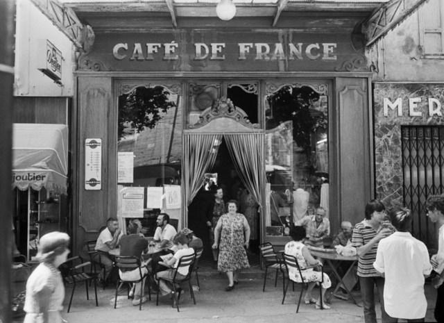 , 'Le Cafe de France,' 1979, 99Prints