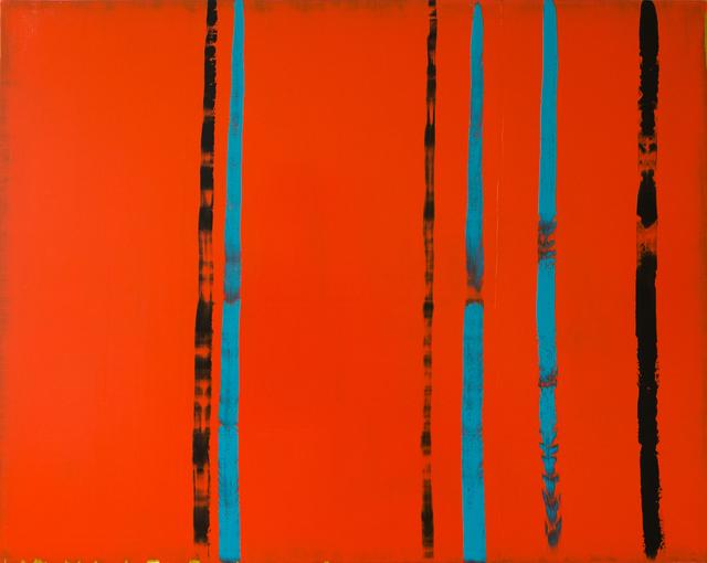 , '#750215,' 2015, Anne Mosseri-Marlio Galerie