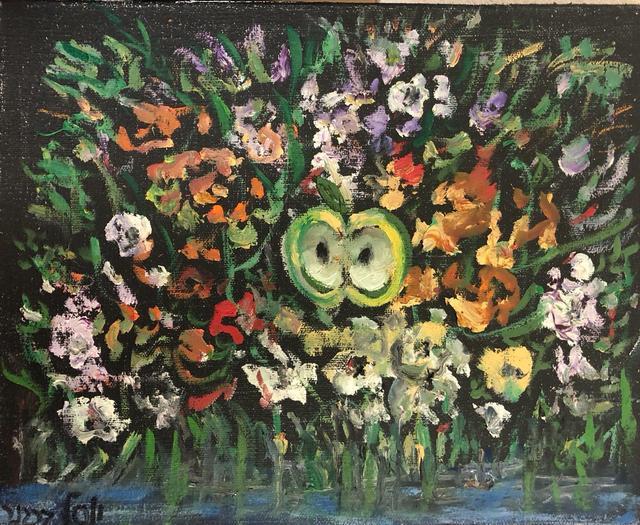 , 'Swamp flowers,' 2014, Dan Gallery