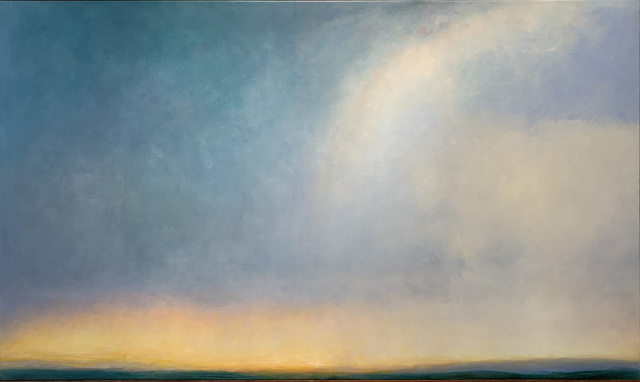 "Larry Gray, '""Ogeechee Heat""', 2019, The Haen Gallery"