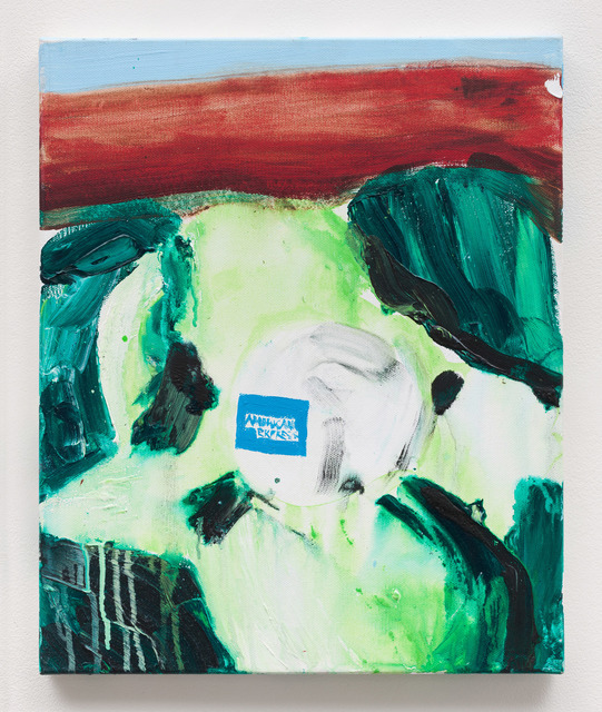 , 'American Express,' 2015, Kerlin Gallery