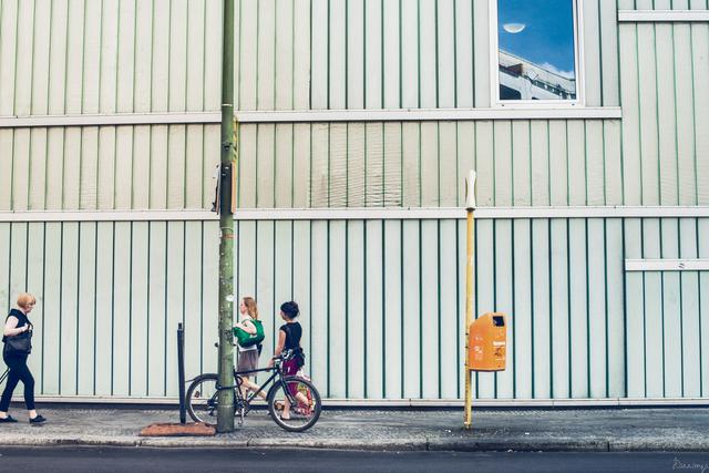 , 'B erlín Blues,' 2014, Jimena Carranza Photography