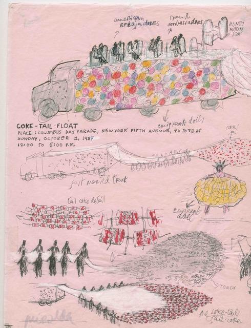Antoni Miralda, 'Coke-tail Float', 1986-1992, Henrique Faria Fine Art