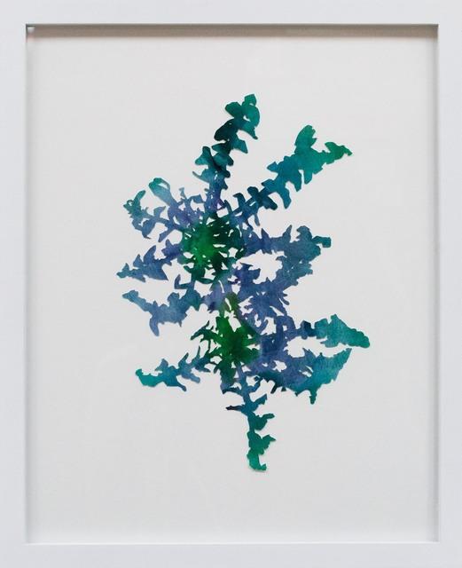 Hannah Cole, 'Double Dandelion', 2018, Tracey Morgan Gallery