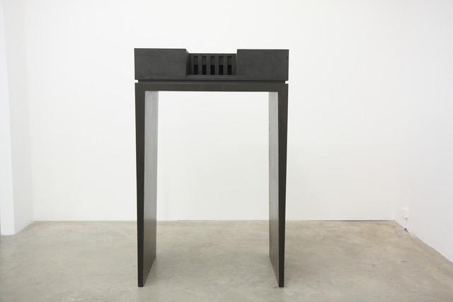 , 'Deambulatorium II,' 2012, Galerie Van de Weghe