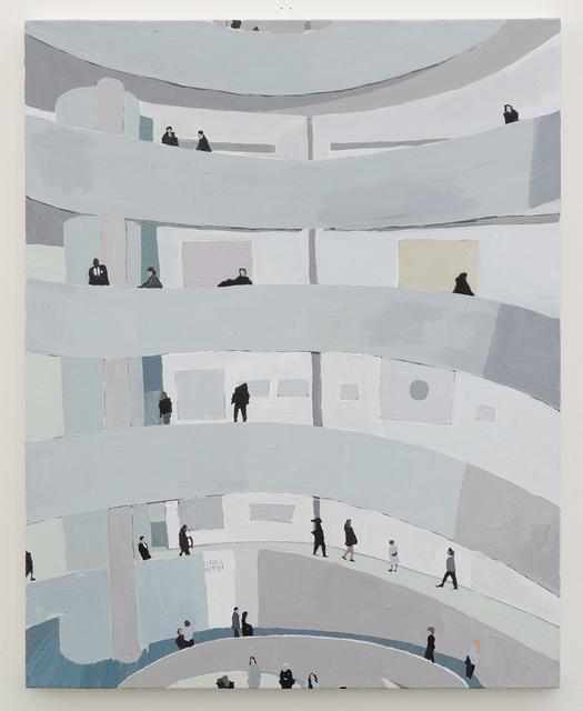 , 'Museum,' 2017, Joshua Liner Gallery