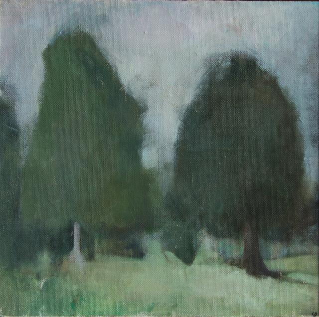 Clare Haward, 'Untitled (Through the trees)', 2015, Jessica Carlisle