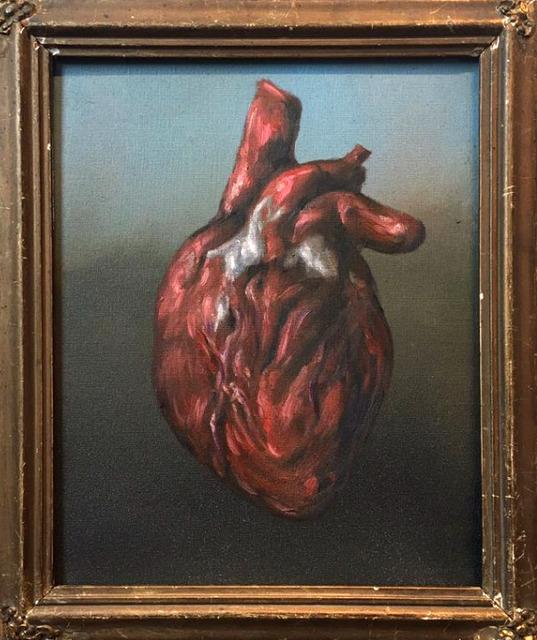, 'Just a Heart,' 2016, Linda Warren Projects