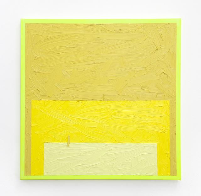 , 'Y52,' 2015, Denny Dimin Gallery