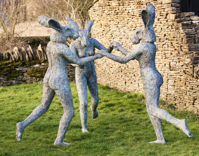 , 'Dancing Ladies,' 2013, Galerie de Bellefeuille