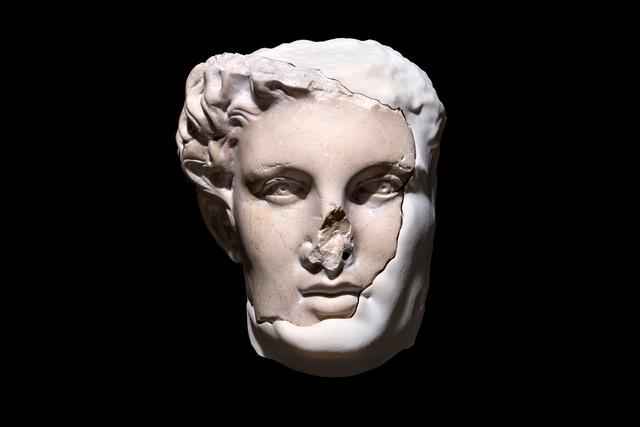 Egor Kraft, 'CAS_08 Hellenistic ruler', 2018, Anna Nova Gallery
