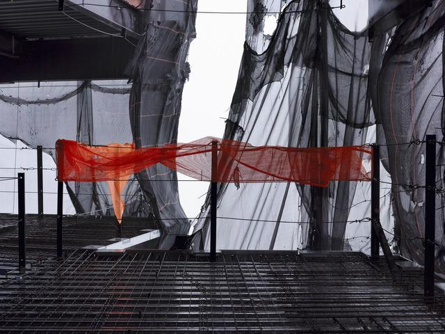 , 'WTC Construction Site, 64th Floor, Manhattan,' 2012, Julie M. Gallery