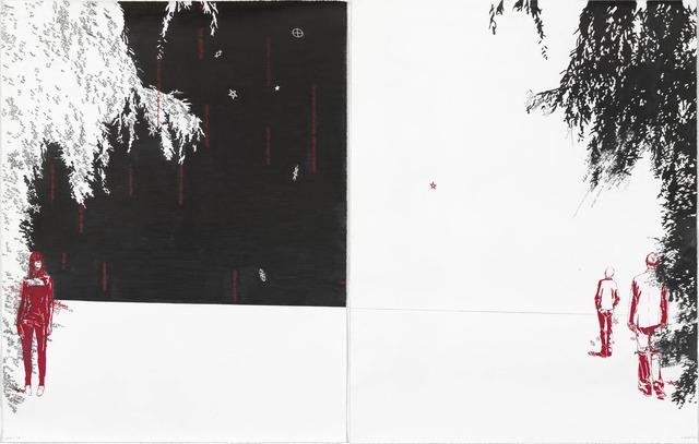 , 'Standing Now - Past / Future,' 2014, Galleri Bo Bjerggaard