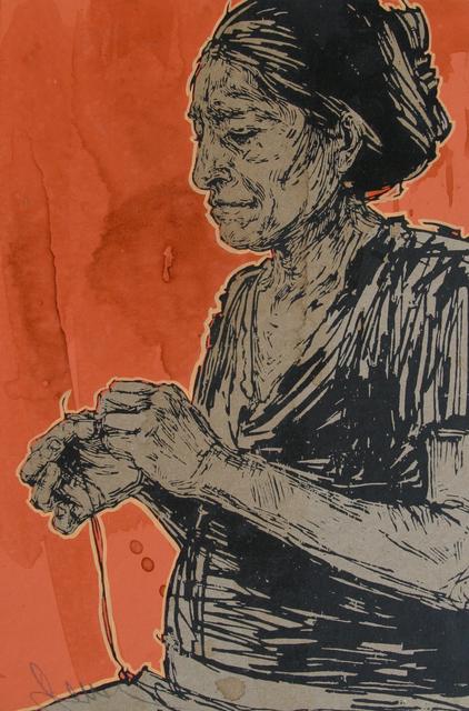 , 'Hua Hua,' 2014, Anita Shapolsky Gallery