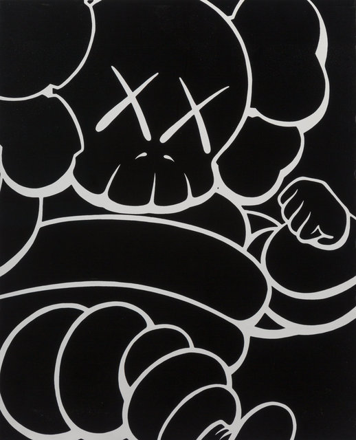KAWS, 'Running Chum #1', 2000, Print, Silkscreen on Arches 88 paper, Heritage Auctions