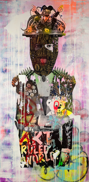 DAIN, 'Untitled', 2015, DETOUR Gallery