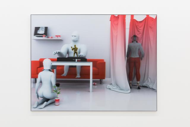 , 'Dj set,' 2017, Annka Kultys Gallery