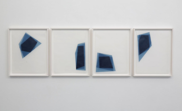 , 'Untitled, 2016-0305-/-0308,' 2016, Walter Storms Galerie