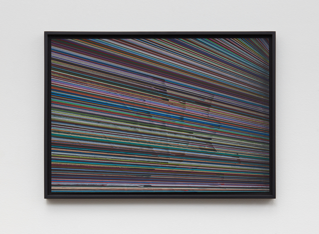 , 'Sail 2,' 2018, Klowden Mann