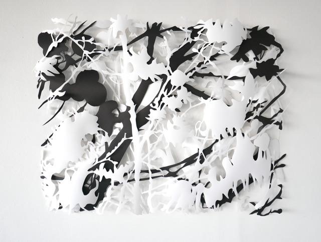 , 'Scrub,' 2018, Le Salon Vert