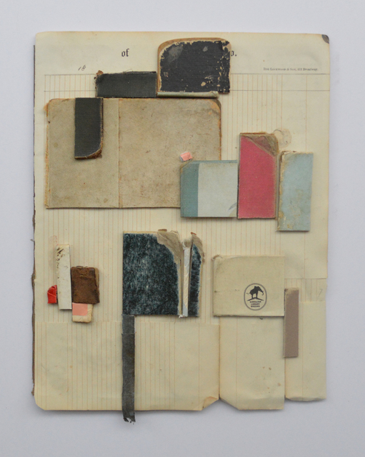 , 'notebook series 2 of,' 2018, John Davis Gallery