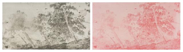 , 'Baoshi Hill in the Ancient Style No.1 – Gong Xian ,' 2017, Chambers Fine Art
