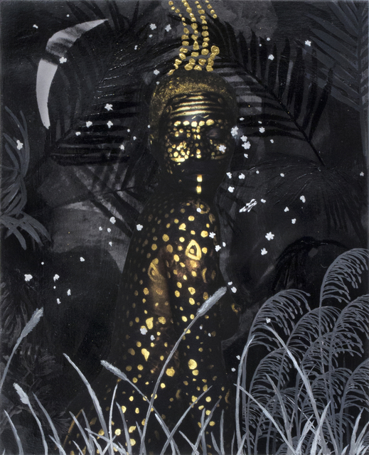 Lina Iris Viktor, 'The Ubiquitous shrouding an Undeniable Luster... No X (The Dark Continent Series)', 2016, Mariane Ibrahim Gallery
