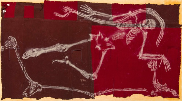 Tim Hawkinson, 'Lounge', 1993, Bentley Gallery